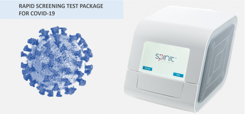 biosurfit launches rapid screening test package for Covid-19